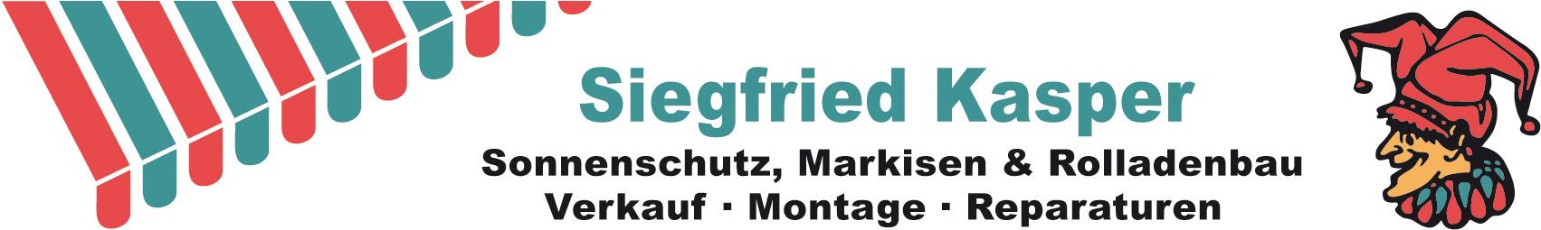 Siegfried Kasper – Sonnenschutz